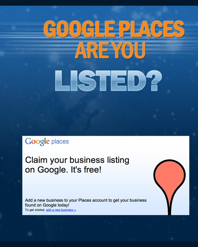 Google Places Small Businesses