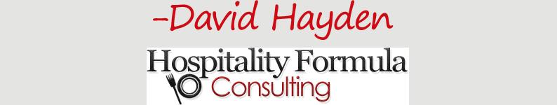 David Hayden