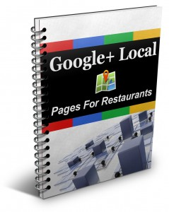 Google+ Local for Restaurants
